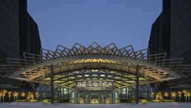 Galleria — новый молл в Абу Даби