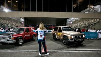План автомобильных гонок ОАЭ