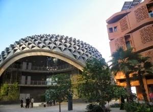 Masdar city — эксперимент в рамках человечества