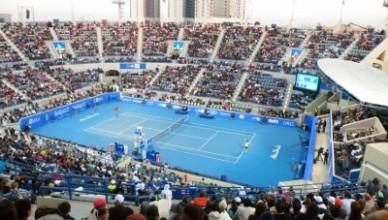 Спортивные страсти эмиратской зимы — теннис и гольф