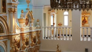 Январские церковные богослужения в Абу Даби