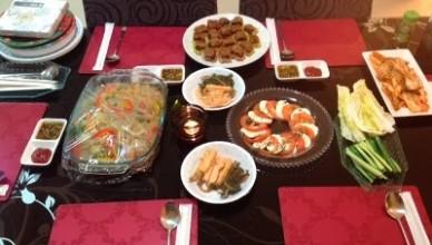 Уникальный опыт. Корейский Новый год в Абу Даби. По следам праздников…