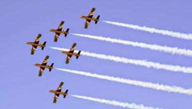 По следам коммерческой авиационной выставки Abu Dhabi Air Expo 2014