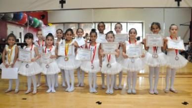 Glamorous балет. Моменты труда и воспитания.