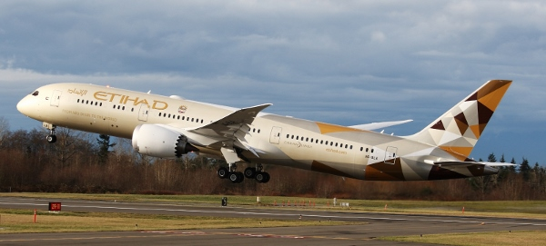 Etihad Airways' Boeing 787 set to fly to five further destinations in 20... (600x271) (600x271)