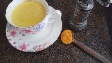 Золотое молоко и Bолшебный чай.