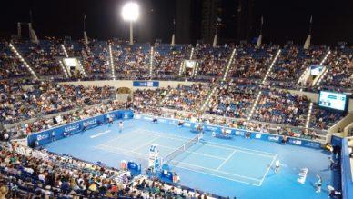 Звездный состав 10 теннисного чемпионата Mubadala