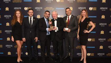 Туристическая компания из Абу Даби стала лучшей на World Travel Awards 2017