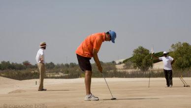 Новый спортивно-приключенческий комплекс в Абу Даби