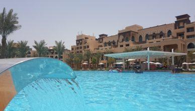 Rotana Saadiyat — пляжный рай.
