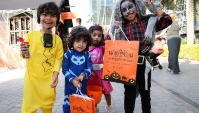 Где повеселиться в Halloween