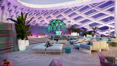 W HOTEL — новый ребрендинг отеля Яс