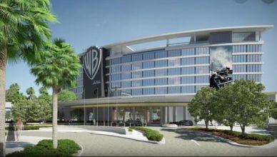 Первый в мире отель Warner Bros. на острове Яс