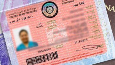ОАЭ вносят изменения в правила получения и продления виз